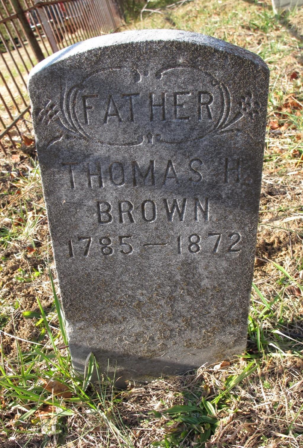 Thomas Harris Brown