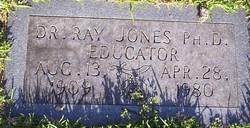 Raymond H Jones