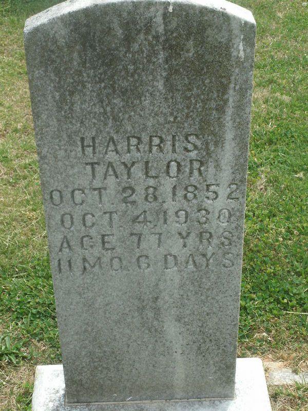 Harris Taylor