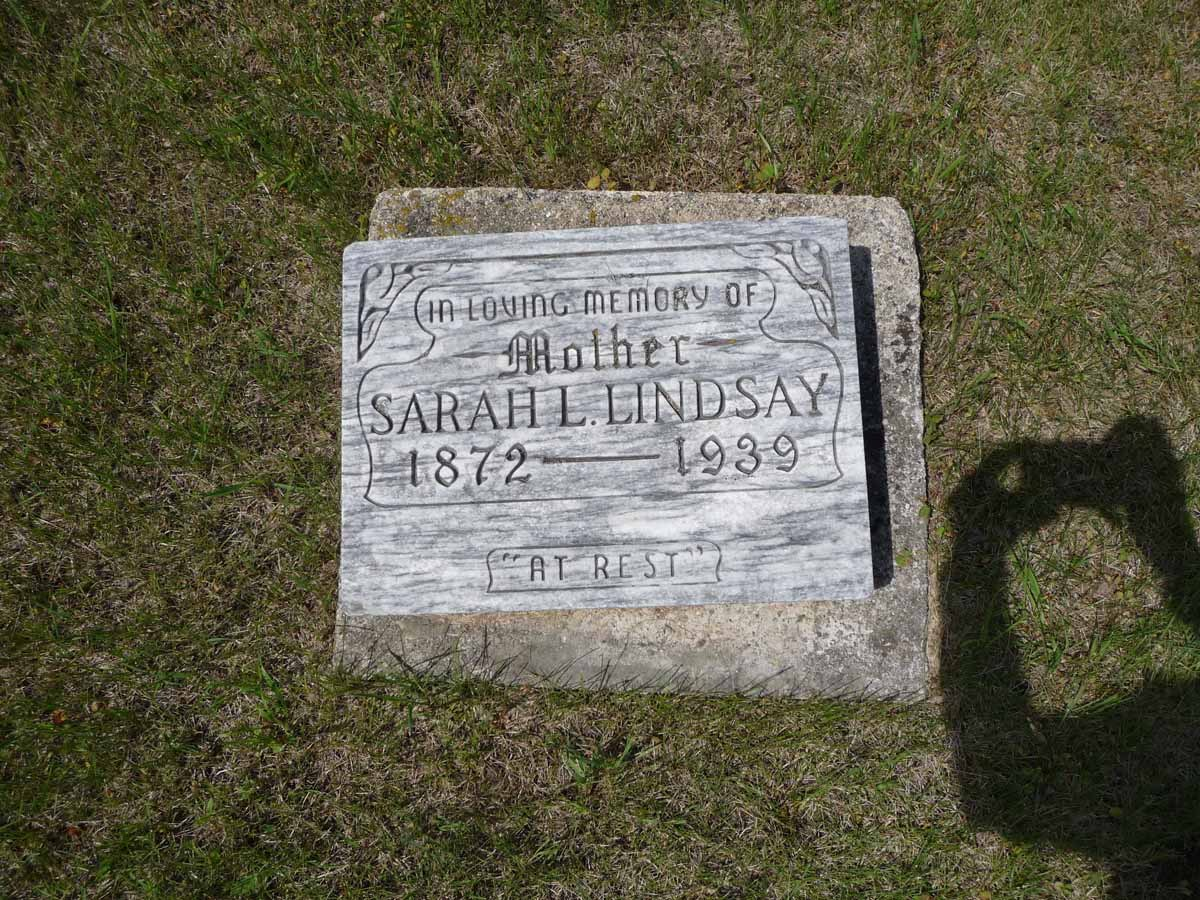 Sarah Lititia Wallace
