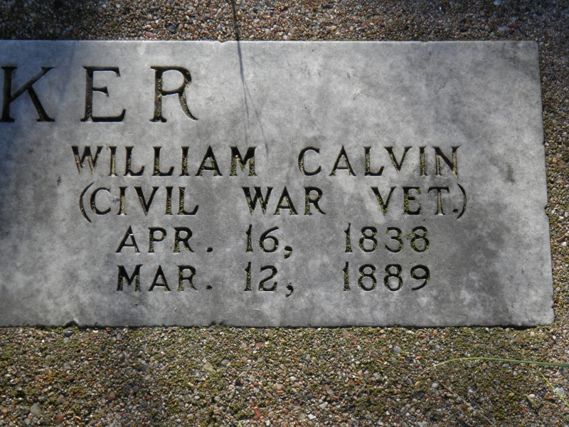 William Calvin Parker