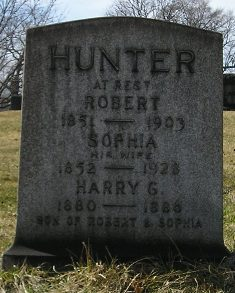 Harry G Hunter