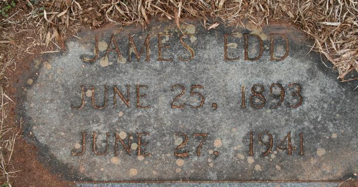 James Edd Blanton