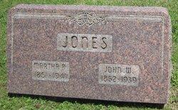 Martha A Jones