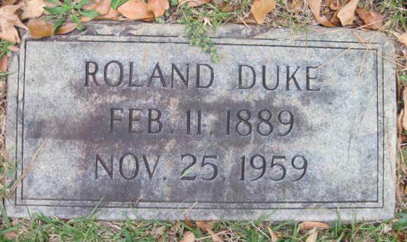 Roland Duke