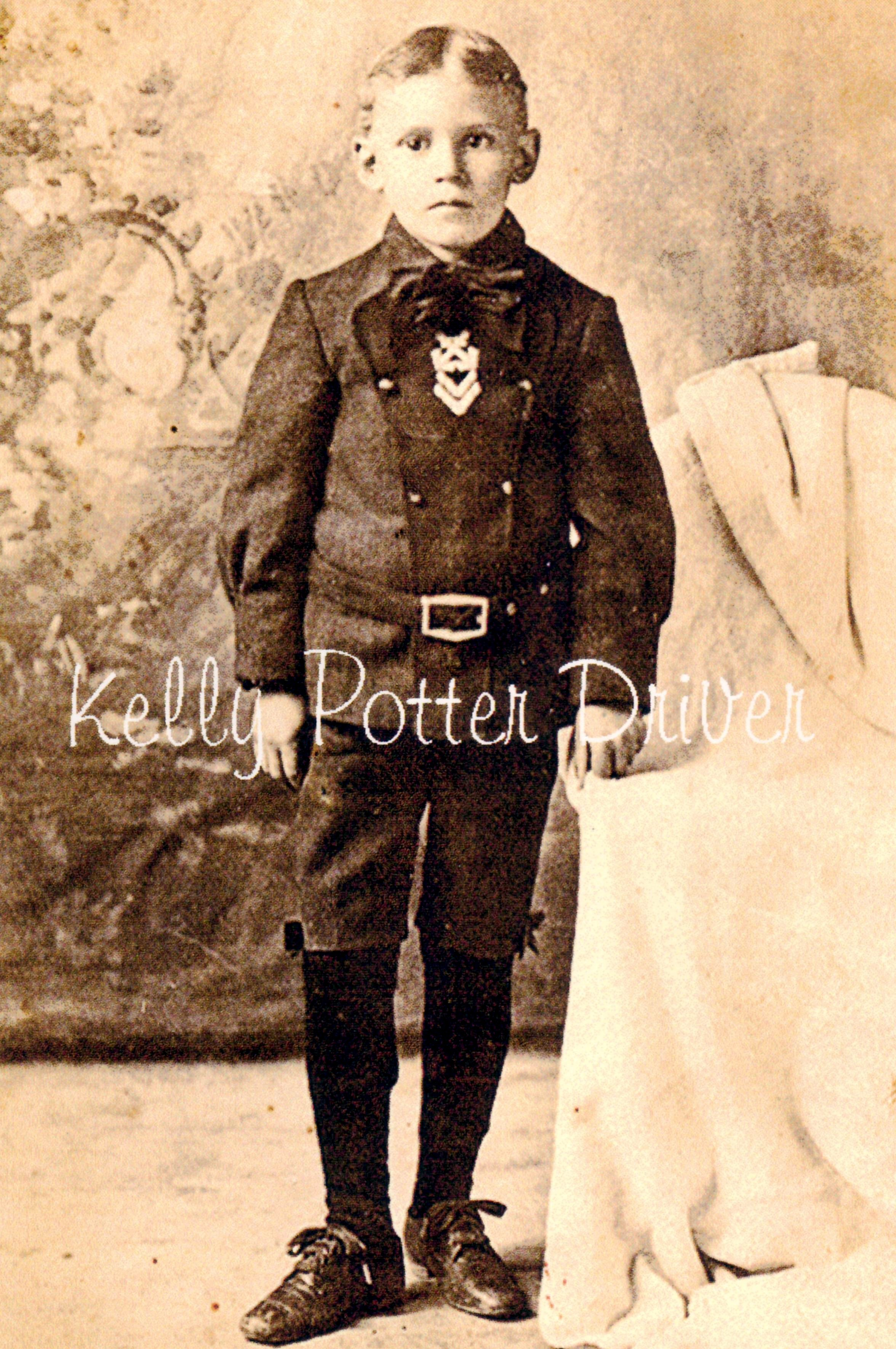 Kelly Potter Driver