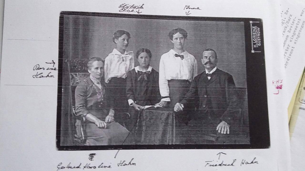 Gustav Adolf Friedrich Hahn