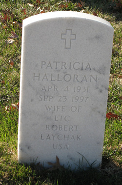 Patricia Joyce Halloran