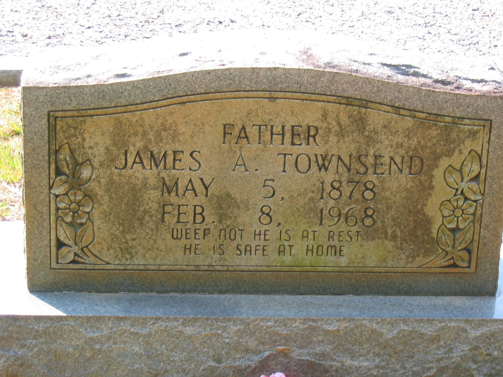 James Andrew Townsend