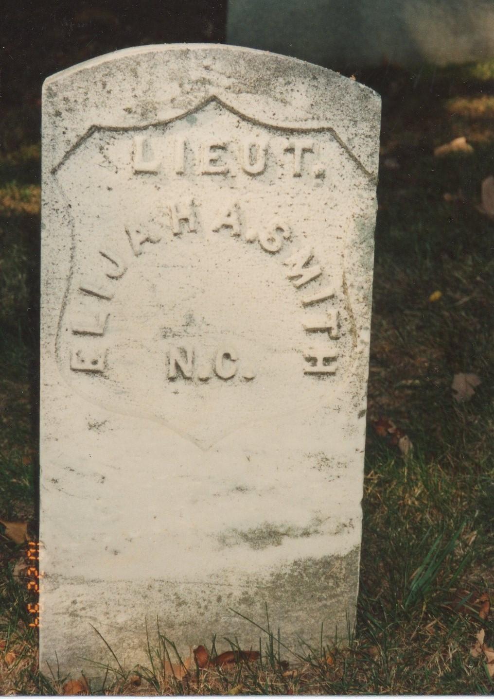 Elijah A. Smith