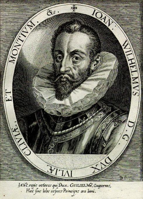 Johan William Count De Le Marck De Le Marck