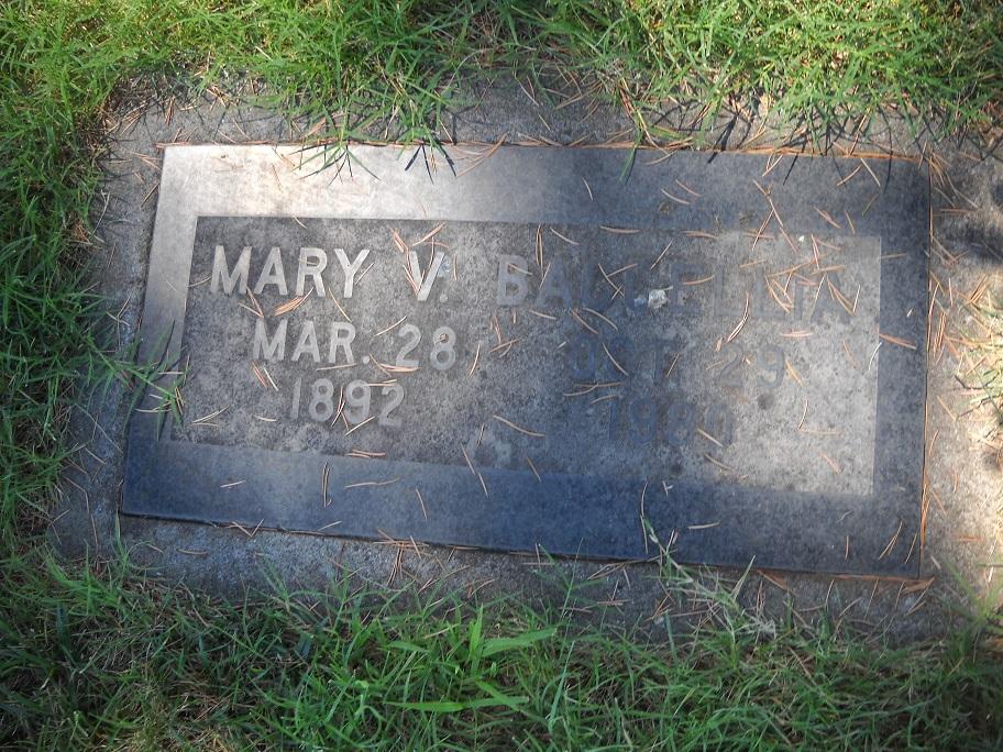 Mary Virginia Van Buren