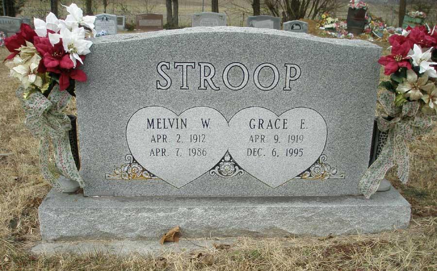"""Melvin Willie """"Mutt"""" Stroop"""