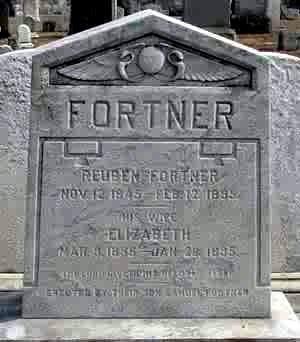 Reuben Fortner