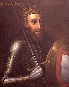 """Alfonso I """"The Conqueror"""" Henriquez"""