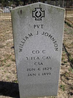 """William Jack """"Sheriff"""" Johnson"""