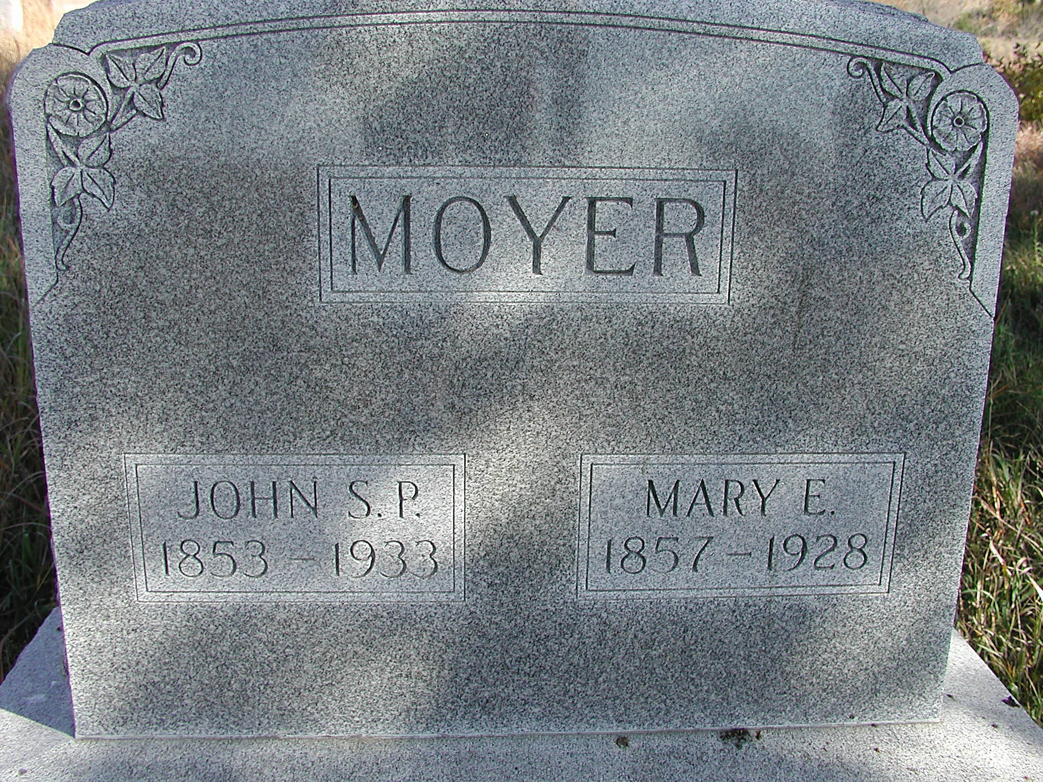 Simon Peter Moyer