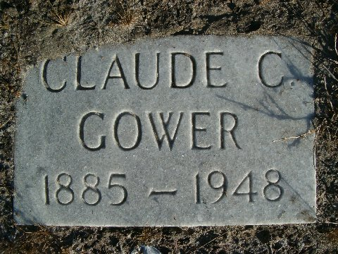 Claud Gower