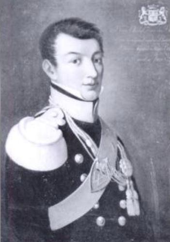 Bernard Charles van der Burch
