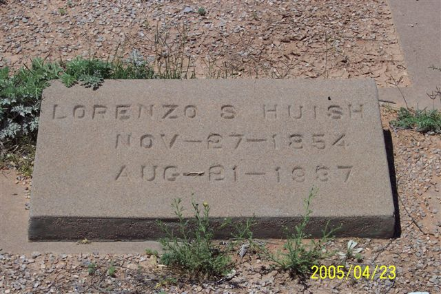 Lorenzo Snow Huish