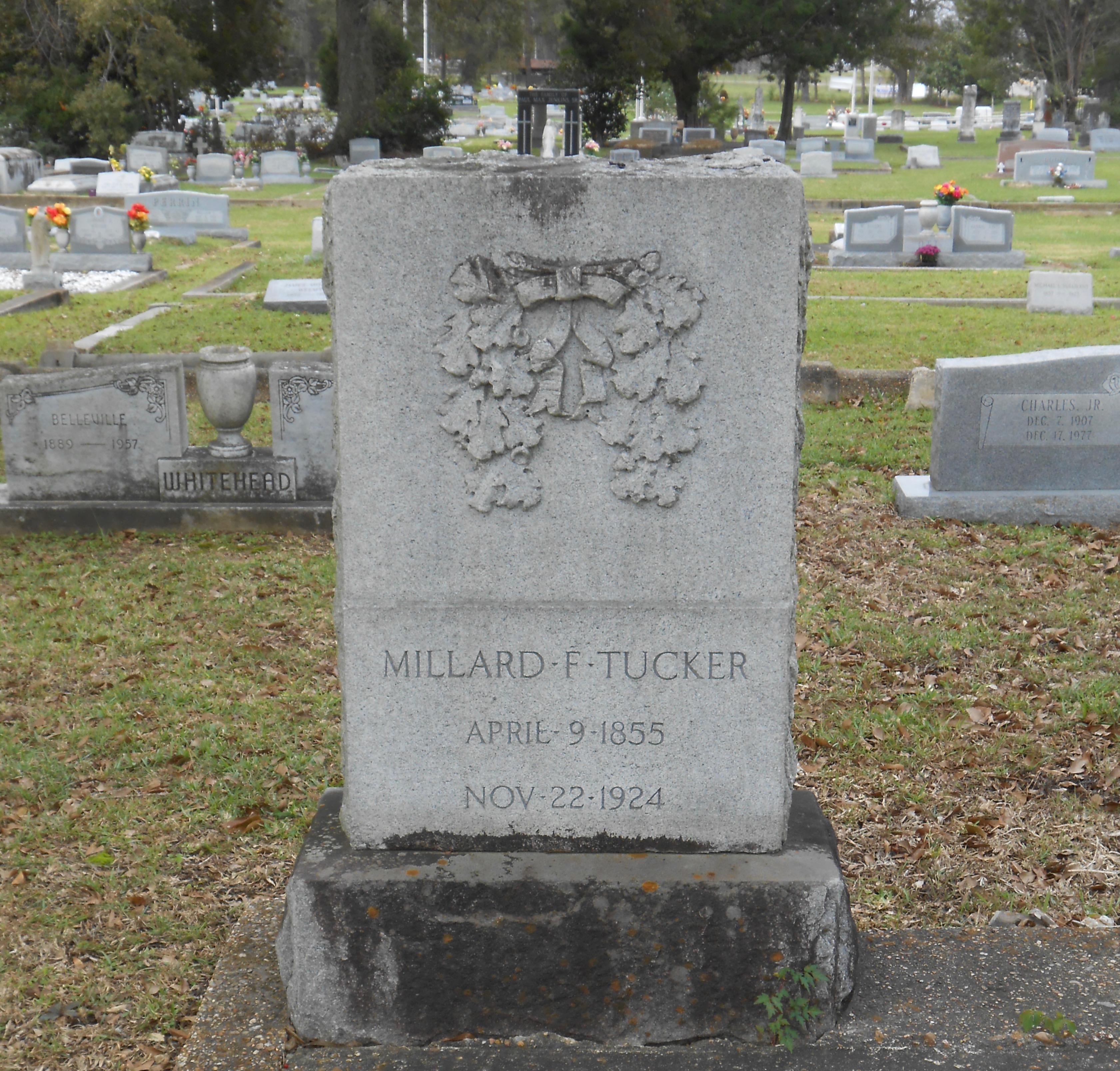 Millard Filmore Tucker