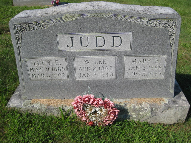 William Lee Judd