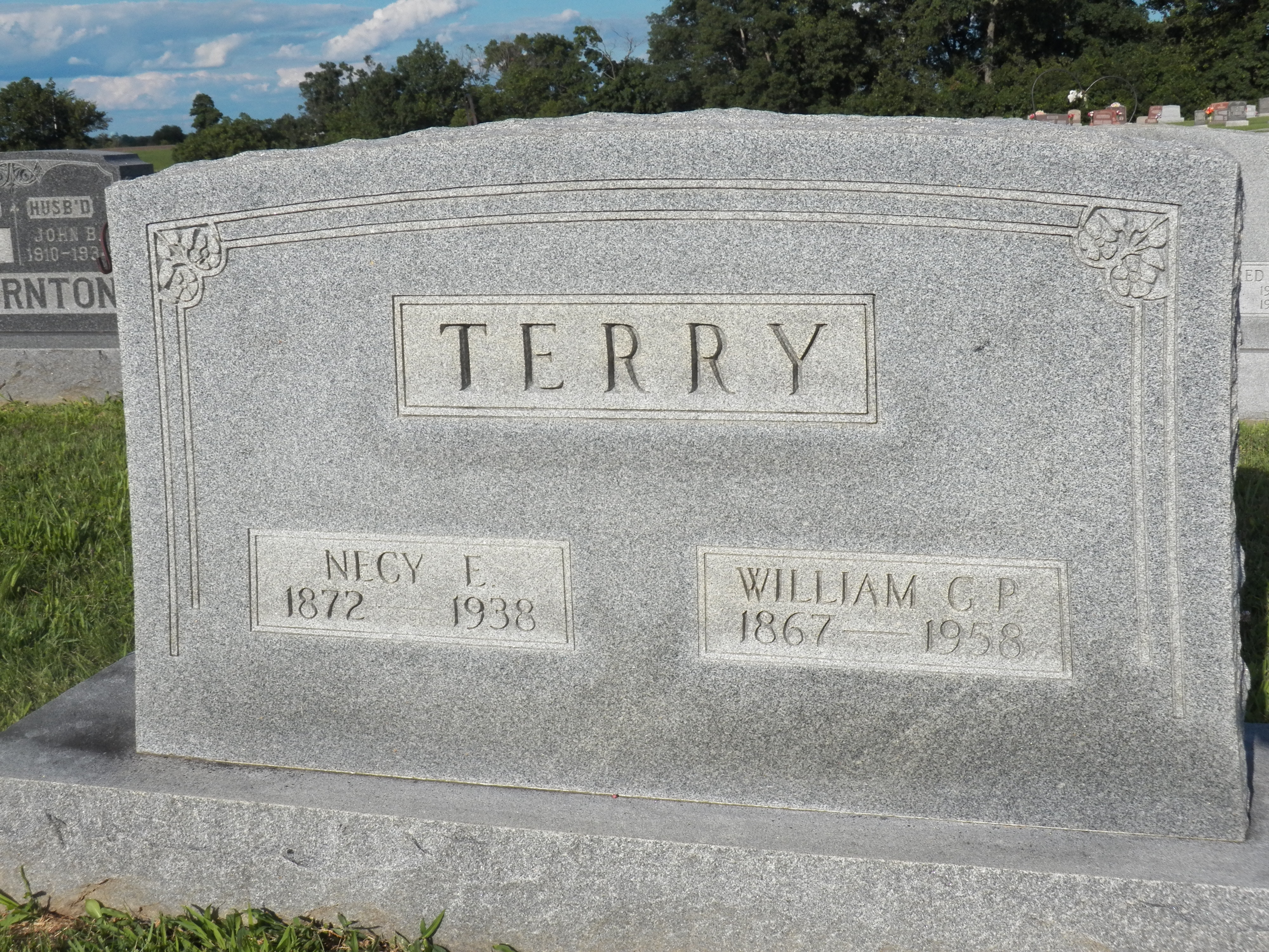 William Guy Pearson Terry