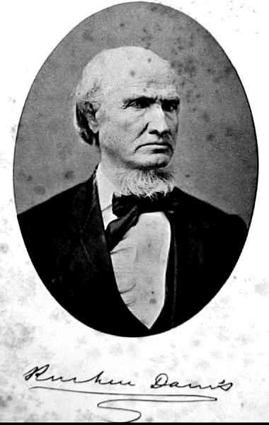 Reuben E. Davis