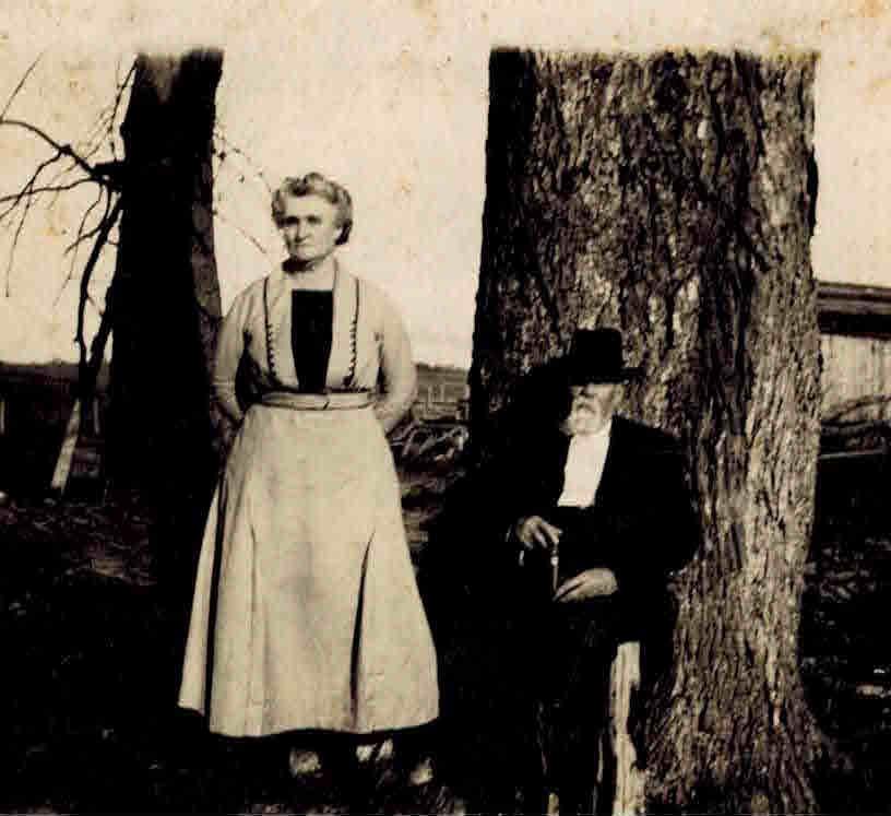 """Harriet L. """"Hallie"""" Reed"""