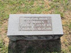 "William Thomas ""Bill"" Shearin"