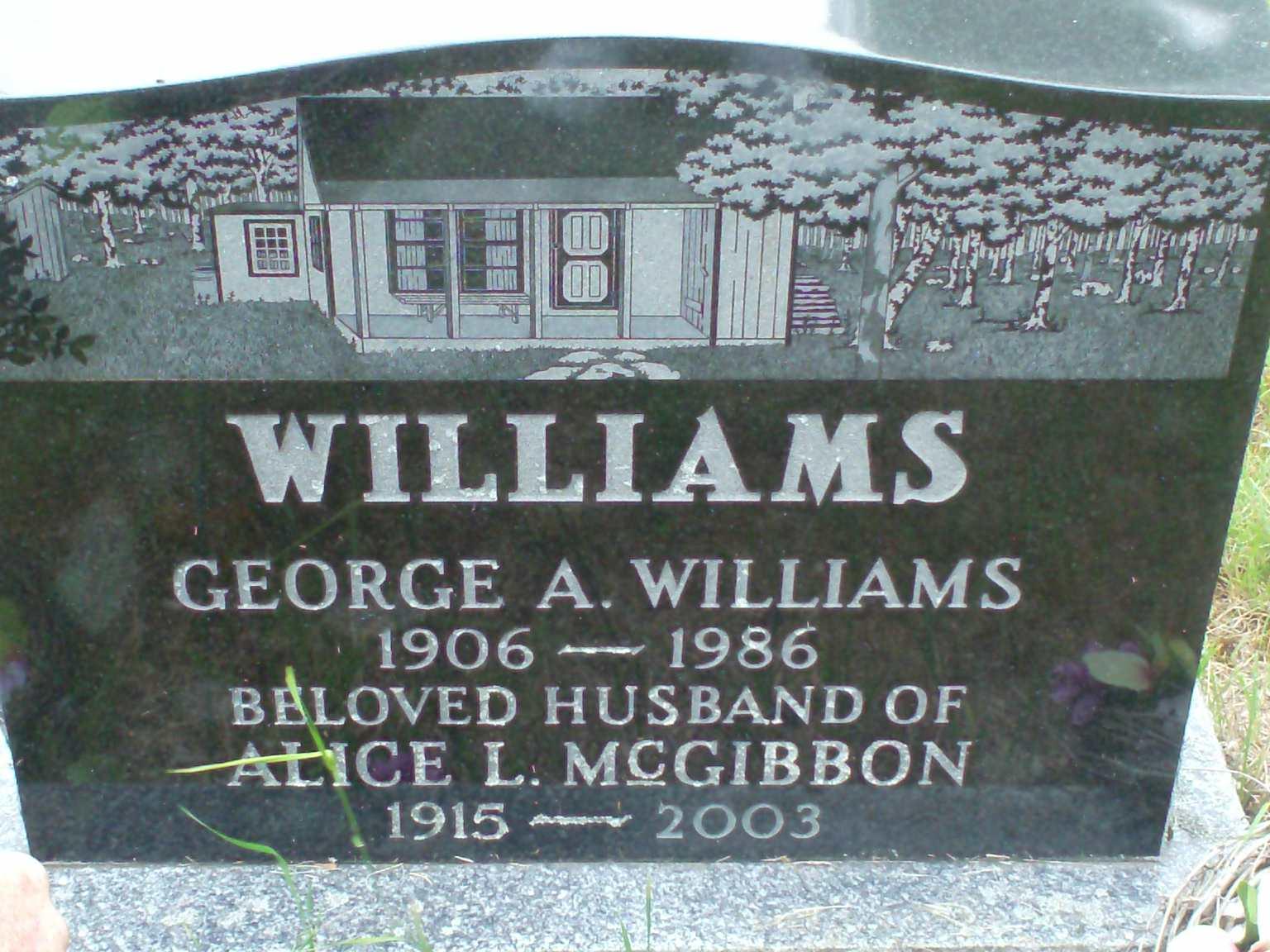 George Arthur Williams