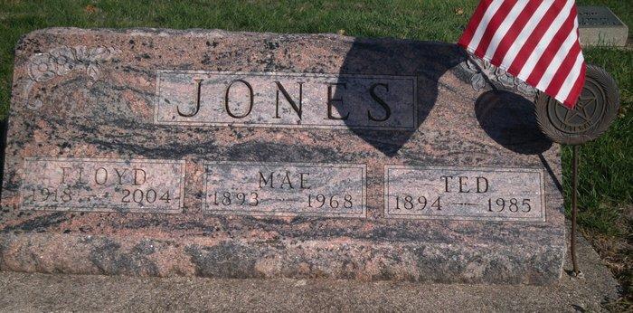 Ted B Jones