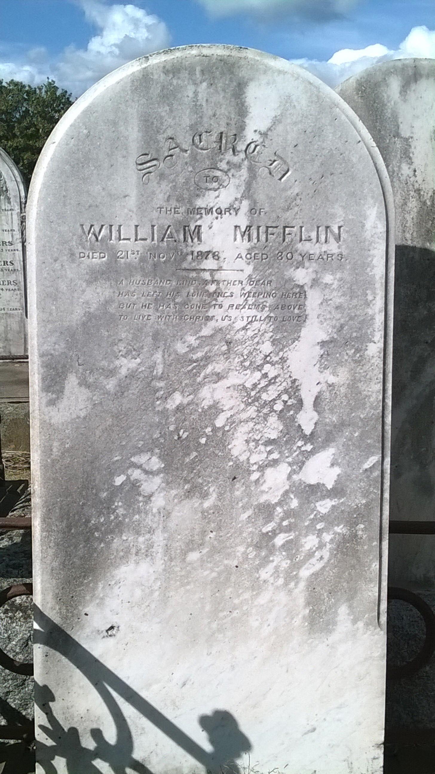 William Sidney Mifflin