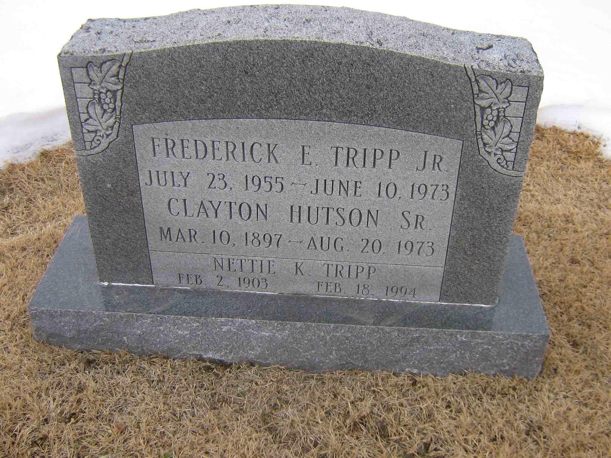 Clayton R Hutson