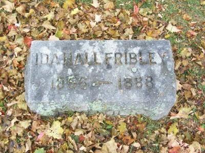 Ida A. Hall