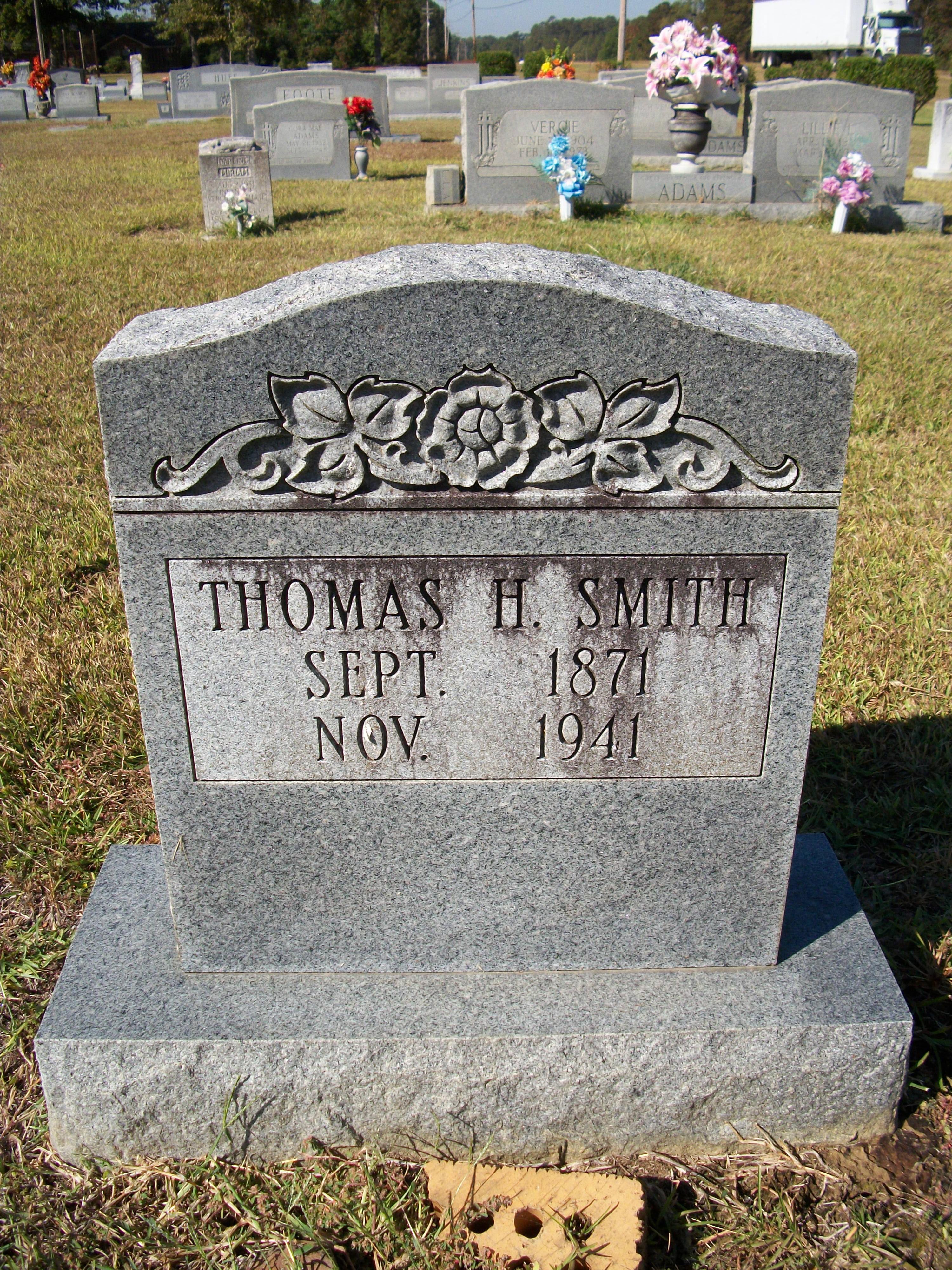 Thomas H. Smith