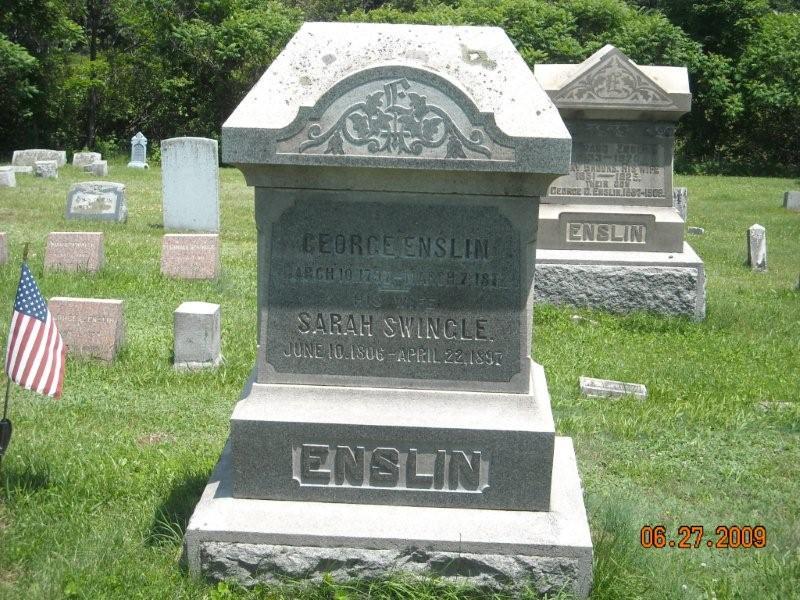 George Jr. Enslin