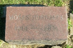 Moses William Hornbeck