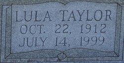Lula Belle Taylor