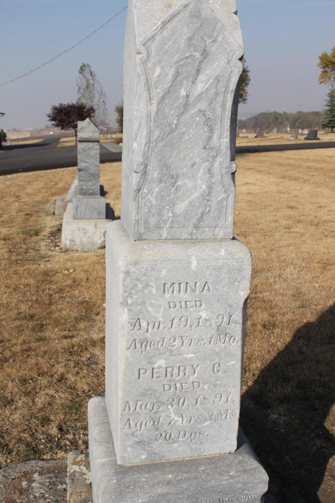 Child: Mina Johnson