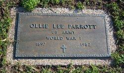Ollie Lee Parrott