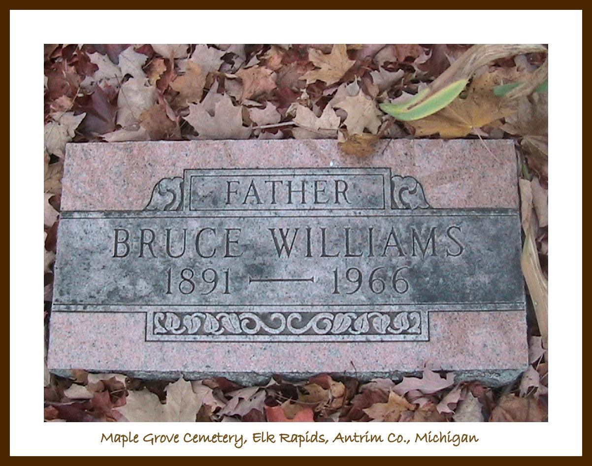 Bruce A Williams