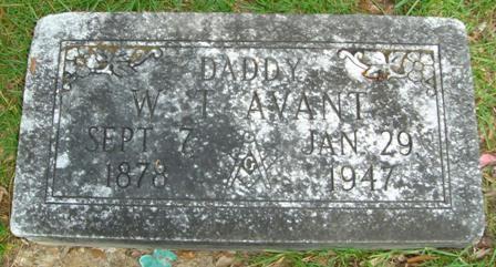 William Thomas Avant