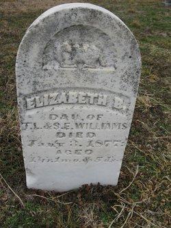Elizabeth B. Williams