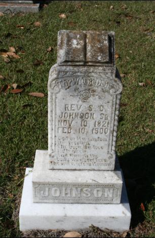 Samuel C Johnson