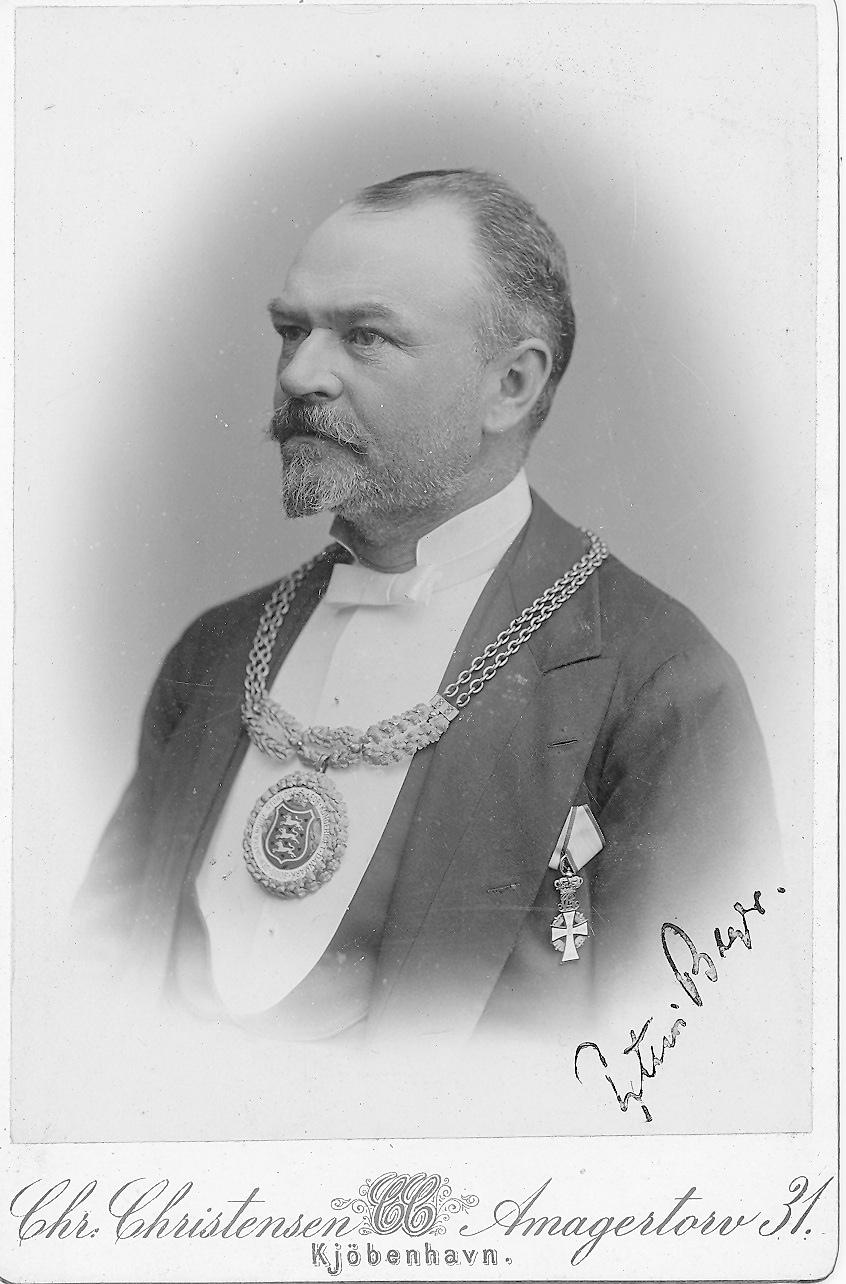 Poul Petrus H Beyer