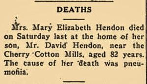 Mary Elizabeth Hughes