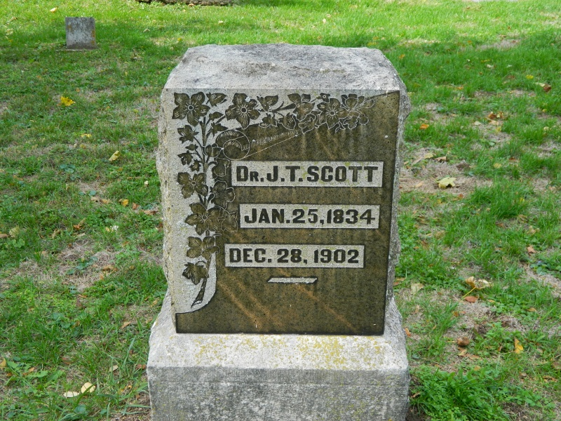 James T Scott