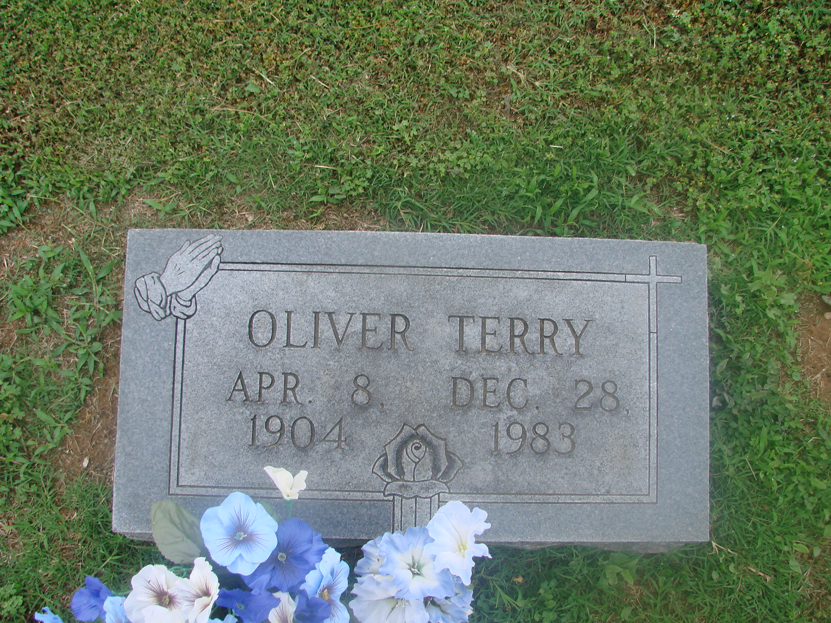 Oliver A Terry