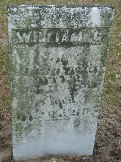 William G Van Vickle